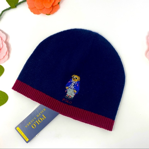 NWT Polo Ralph Lauren special Edition kids hat 4-7
